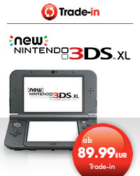 New Nintendo 3DS XL Trade-in