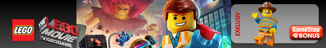 LEGO The LEGO Movie Videogame vorbestellen