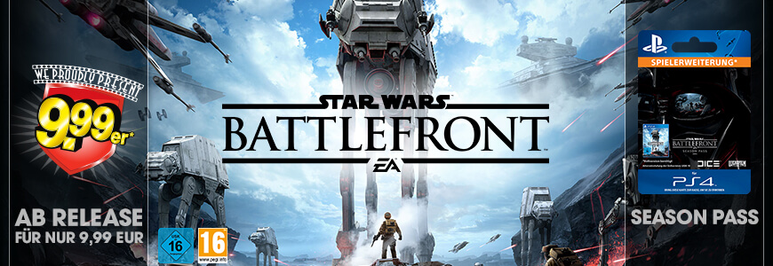 Star Wars Battlefront f�r nur 9,99 EUR