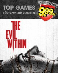 The Evil Within für 9.99er